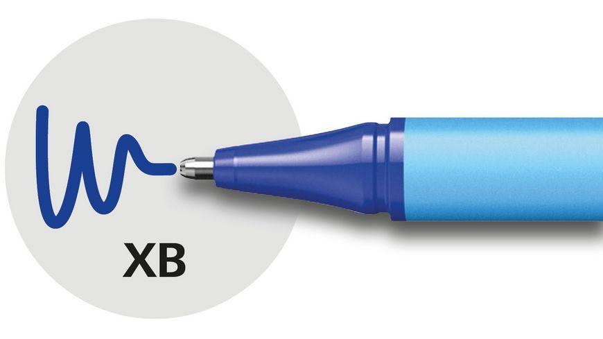 Schneider Kugelschreiber Slider Edge XB blau