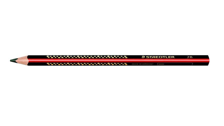 STAEDTLER Schreiblernstift Tricki Dicki Jumbo 2B