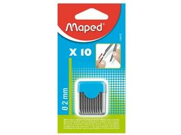 Maped Zirkel Minen 12er Pack