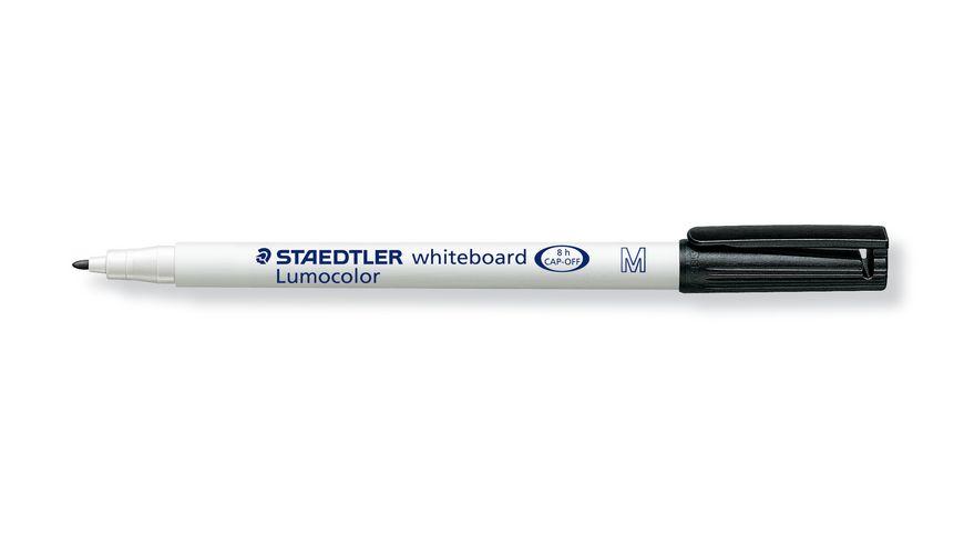 STAEDTLER Whiteboard Stift schwarz