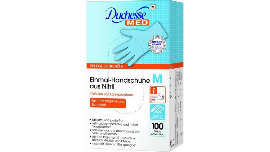 Duchesse MED Einmalhandschuhe