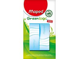Maped Radierer 2er Pack Greenlogic