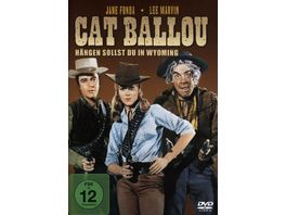 Cat Ballou Haengen sollst du in Wyoming