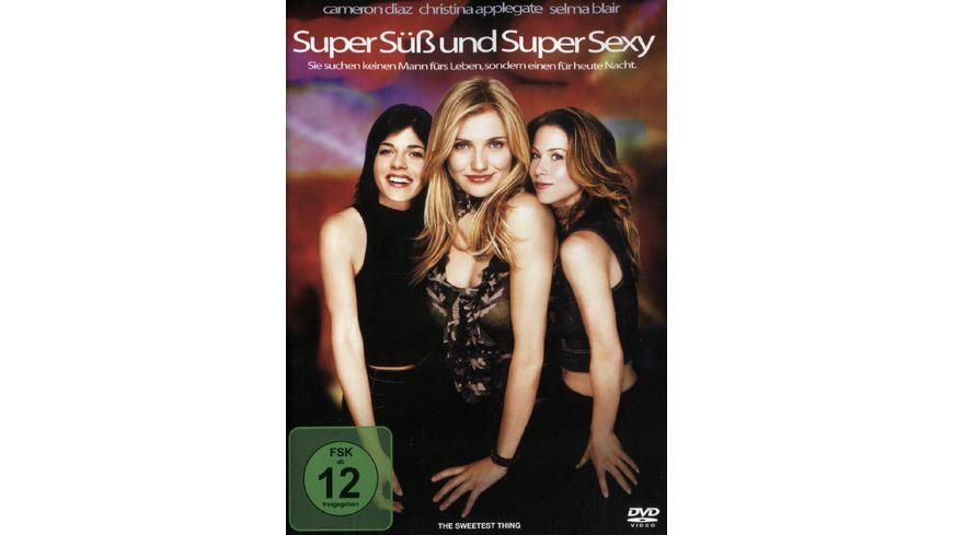 Super suess und super sexy