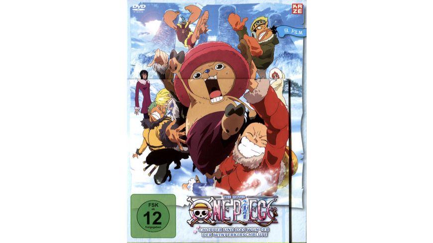 One Piece 9 Film Chopper und das Wunder der Winterkirschbluete LE