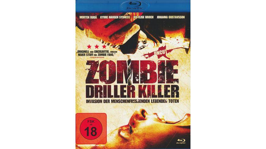 Zombie Driller Killer Uncut
