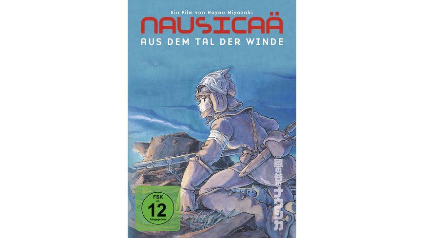 Nausicaae Aus dem Tal der Winde