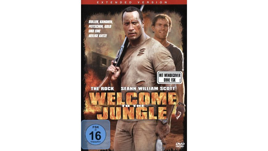 Welcome to the Jungle Extended Version