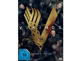 Vikings Season 5 1 3 DVDs