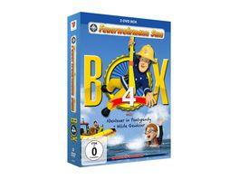 Feuerwehrmann Sam Box 4 2 DVDs