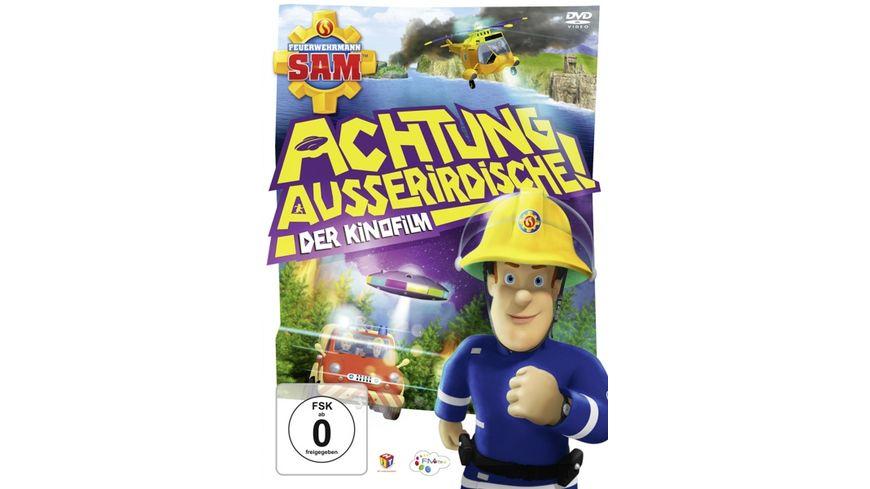 Feuerwehrmann Sam Achtung Ausserirdische Kinofilm