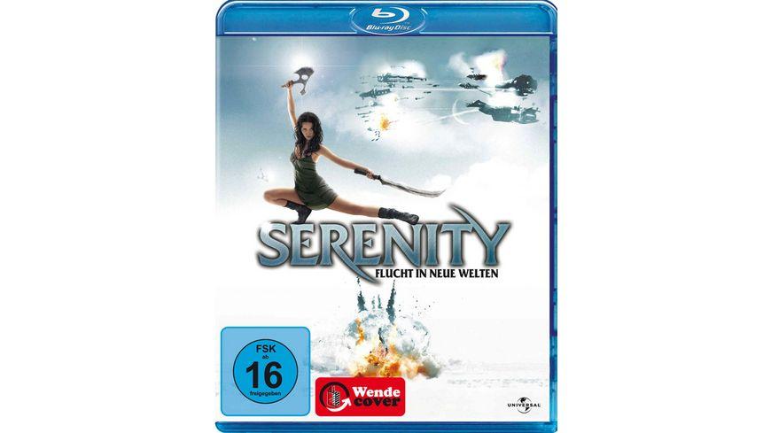 Serenity Flucht in neue Welten