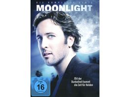 Moonlight Staffel 1 4 DVDs
