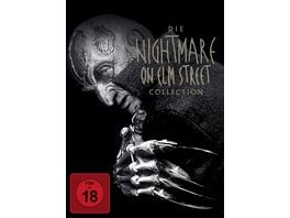 Nightmare on Elm Street Collection 7 DVDs