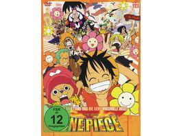 One Piece 6 Film Baron Omatsumi und die geheimnisvolle Insel