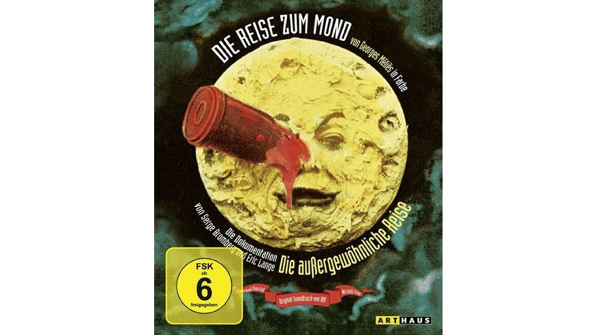 Die Reise zum Mond Die aussergewoehnliche Reise OmU