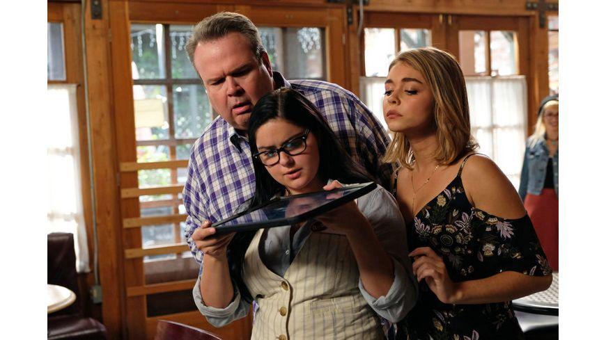 Modern Family Die komplette Season 8 3 DVDs