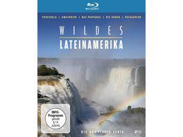 Wildes Lateinamerika 2 BRs