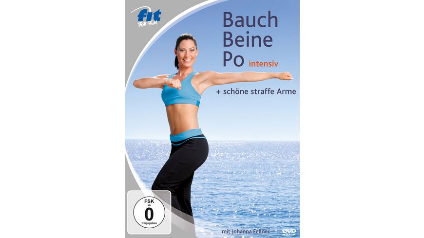 Fit for Fun Bauch Beine Po Intensiv schoene straffe Arme