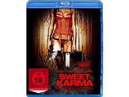 Sweet Karma A Dominatrix Story Uncut