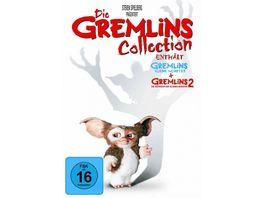 Gremlins 1 2 2 DVDs