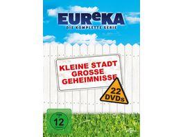 EUReKA Gesamtbox 22 DVDs