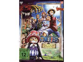 One Piece 3 Film Chopper auf der Insel der seltsamen Tiere