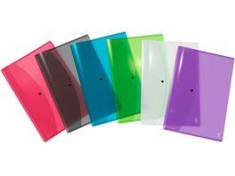 Sammelmappe A3 farblich sortiert