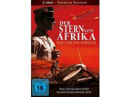 Der Stern von Afrika Hans Joachim Marseille 2 DVDs