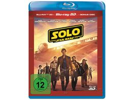 Solo A Star Wars Story Blu ray 2D Bonus Blu ray