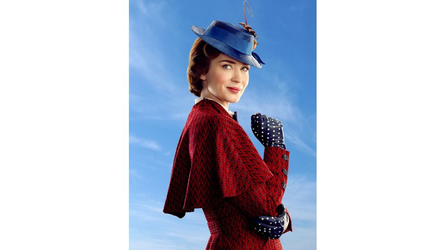 Mary Poppins Rueckkehr