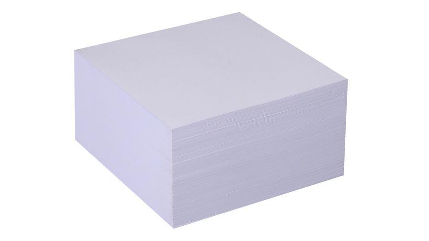 Metzger & Mendle Nachfüllzettel weiß 700 Blatt