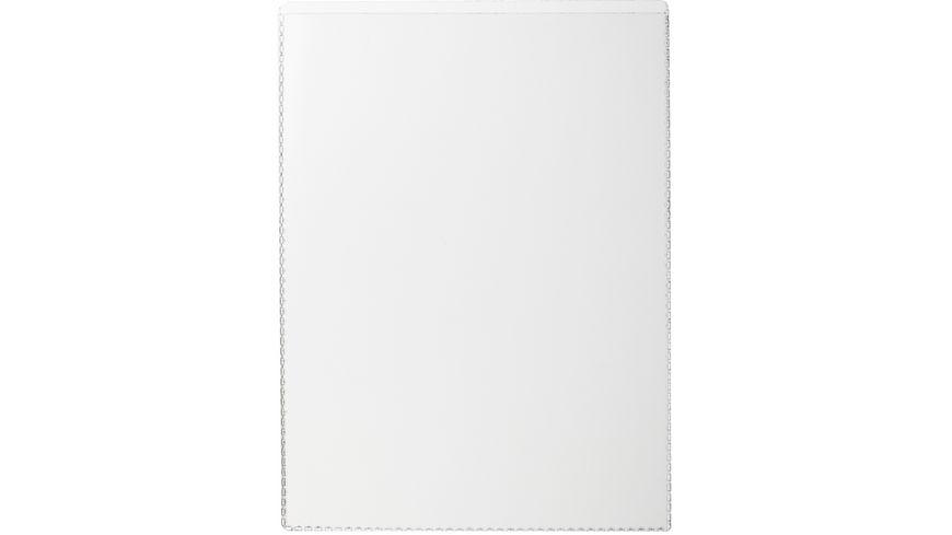 DURABLE Ausweishuelle transparent 105 x 148mm