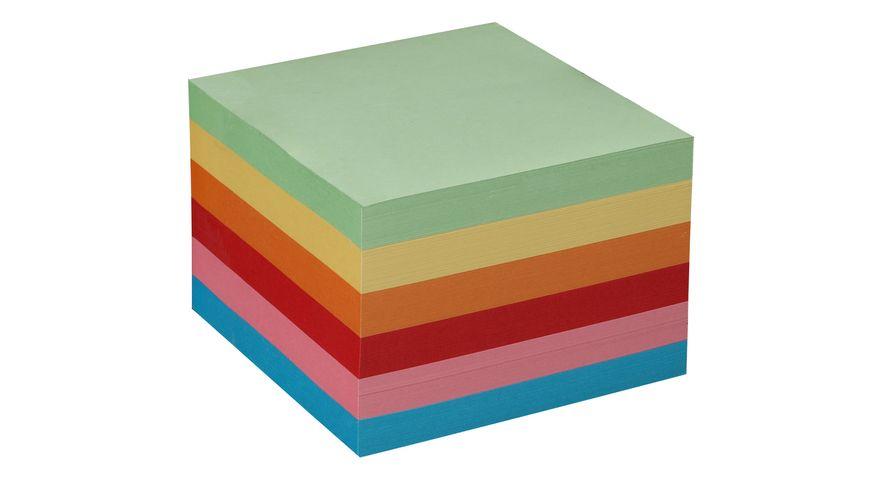 Metzger Mendle Nachfuellzettel farbig 700 Blatt