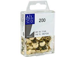 ALCO Reissnaegel 200 Stueck