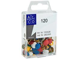 ALCO Reissnaegel farbig