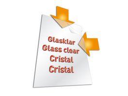 DURABLE Sichthuellen A4 glasklar 10 Stueck