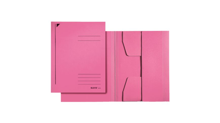 LEITZ Jurismappe A4 pink