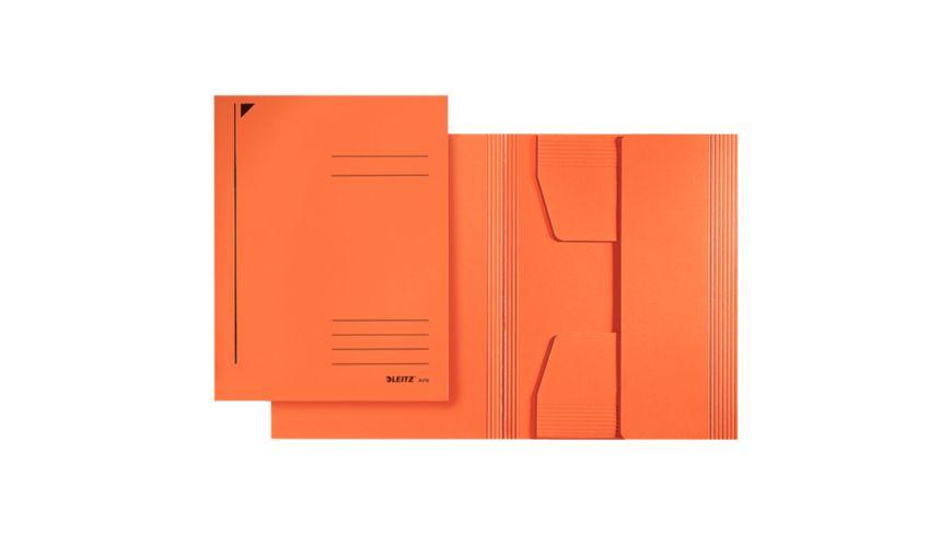 LEITZ Jurismappe A4 orange