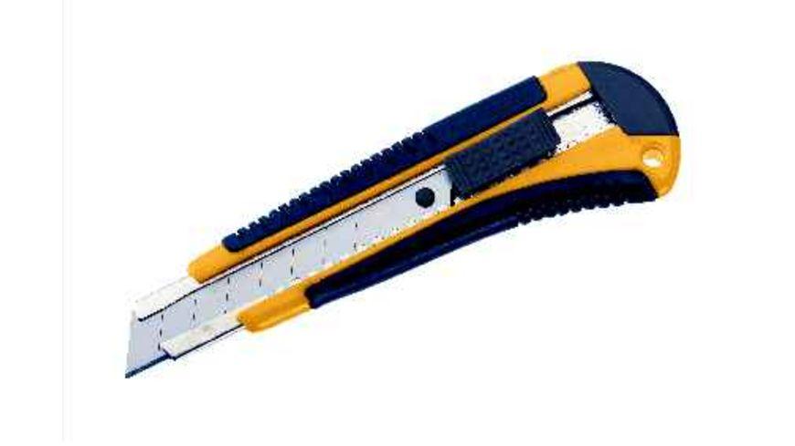 ALCO Cuttermesser mit Gummigriff