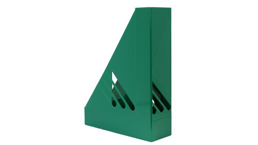 Metzger & Mendle Stehsammler A4 dunkelgrün