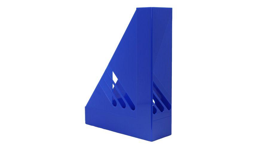 Metzger Mendle Stehsammler A4 blau