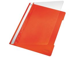 LEITZ Schnellhefter A4 orange