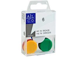 ALCO Magnete 4 Stueck 32mm