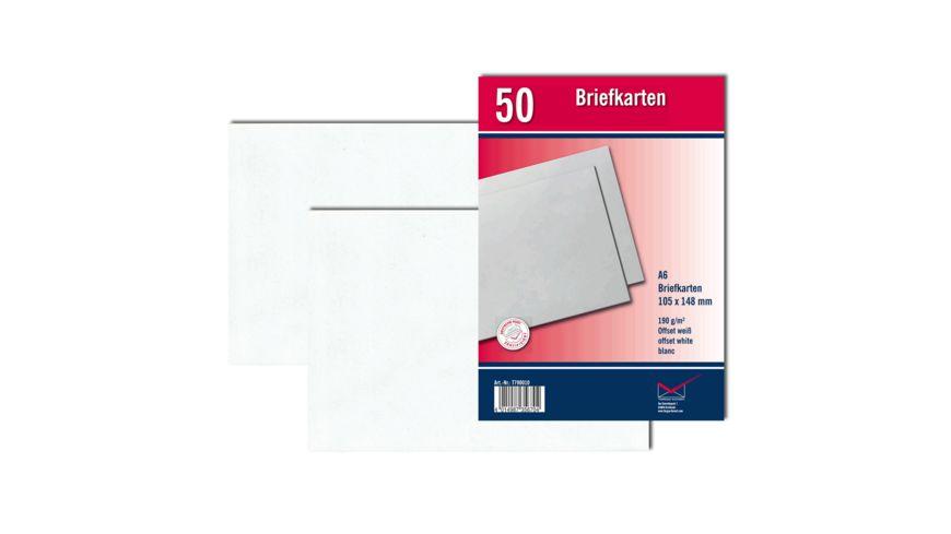 TORGAU Briefkarten A6 lose blanko