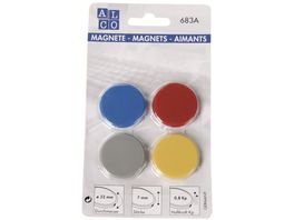 ALCO Magnete 32mm 4 Stck