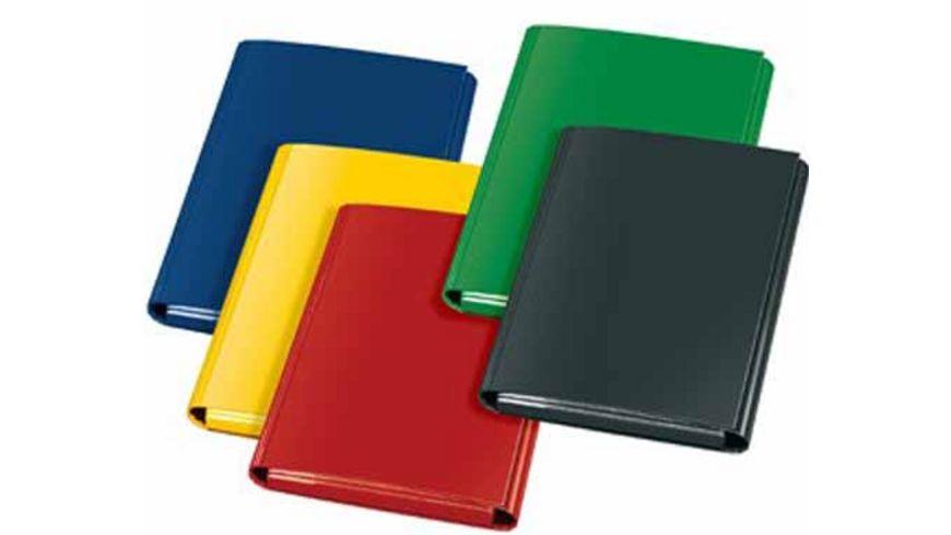 VELOFLEX Heftbox VELOCOLOR A4 sortiert in Standardfarben