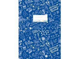 HERMA Heftschoner A4 SCHOOLYDOO blau