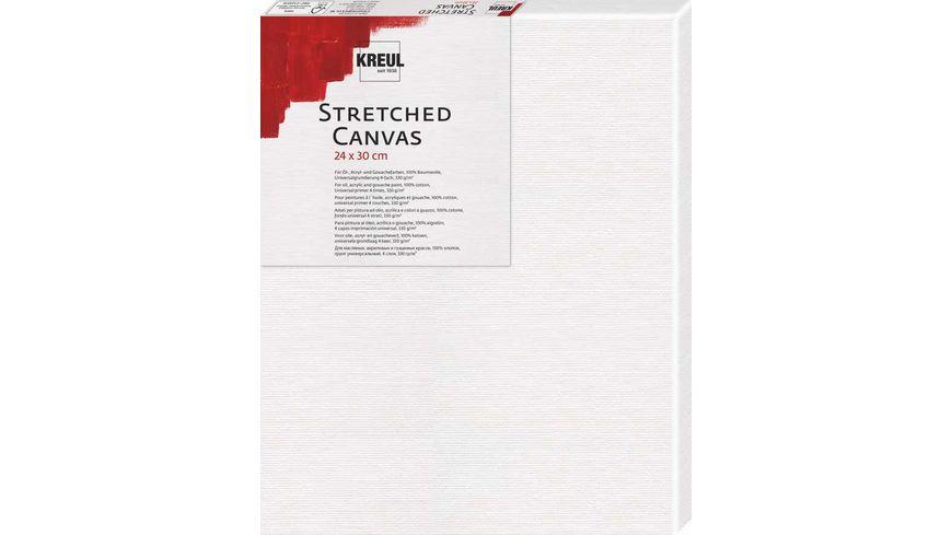 KREUL Stretched Canvas 24 x 30 cm