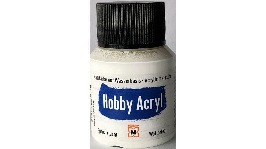 Müller Hobby Acryl Mattfarbe